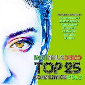 VA - New Italo Disco Top 25 Compilation Vol.3