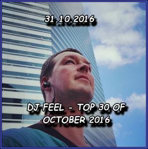 DJ feel - TOP 30 of october [31.10]