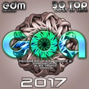VA - Goa 2017 - 30 Top Best Of Hits Electronic Dance