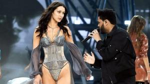 Ежегодный шоу - показ мод - The Victoria's Secret Fashion Show in Paris