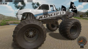 D Series OFF ROAD Driving Simulation 2017