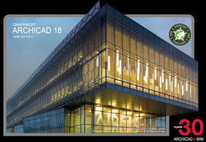 ArchiCAD 18 + Add-ons (Goodies,Cadimage,ArchiSuite) [RU]