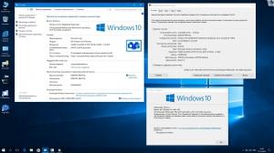 Microsoft Windows 10 Professional vl x86-x64 1607 RU by OVGorskiy 12.2016 2DVD [Ru]