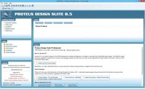 Proteus 8 Professional 8.5 SP1 Build 22252 RePack [En]