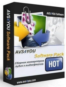 All AVS4YOU Software in 1 Installation Package 3.3.1.140 [Multi/Ru]