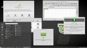 Linux Mint 18.1 Serena (Mate, Cinnamon) [32bit] 2xDVD