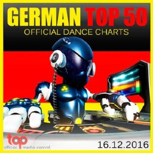 VA - German Top 50 Official Dance Charts [16.12]