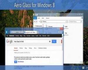 Aero Glass for Windows 10 RS 1.5.1 RePack by PainteR [En]