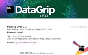JetBrains DataGrip 2016.3.2 #DB-163.11103.2 [En]