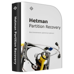 Hetman Partition Recovery 3.2 RePack (& Portable) by ZVSRus [Ru/En]