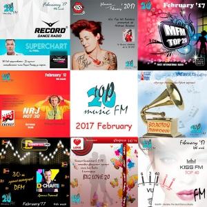 Сборник - Radio Top musicFM - February