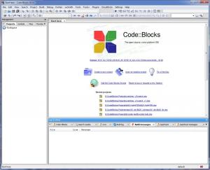 Code::Blocks 16.01 + Portable [En]