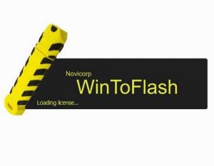 Novicorp WinToFlash Professional 1.5.0000 Final RePack (& portable) by KpoJIuK [Multi/Ru]