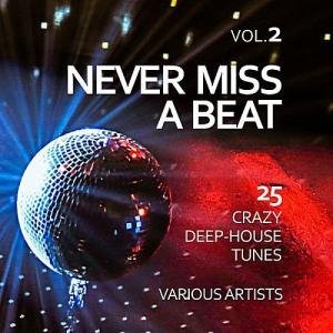 VA - Never Miss A Beat (25 Crazy Deep-House Tunes) Vol.2