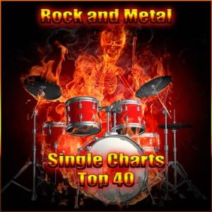 VA - Rock and Metal Single Charts Top 40 (17.03.2017)