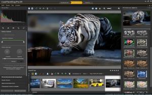 Corel PaintShop Pro X9 Ultimate 19.2.0.7 RePack by KpoJIuK [Multi/Ru]
