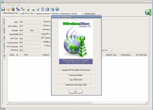 PassMark WirelessMon Professional 4.0 build 1009 [En]
