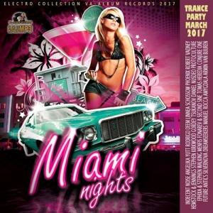 VA - Miami Nights Trance Party