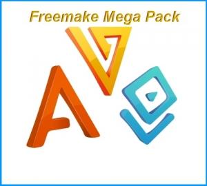 Freemake Mega Pack 1.0 by CUTA [Ru]