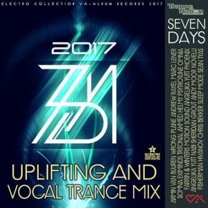 VA - 7 Days: Uplifting And Vocal Trance