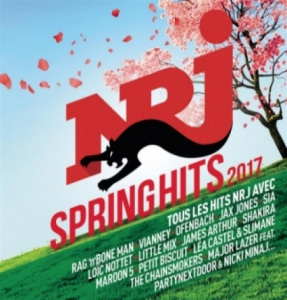 VA - NRJ Spring Hits 2017 [3CD]