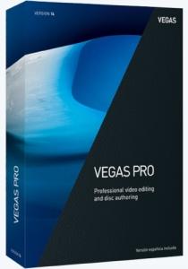 MAGIX Vegas Pro 14.0 Build 244 RePack by KpoJIuK [Ru/En]