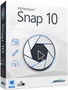 Ashampoo Snap 10.0.1 RePack (& portable) by KpoJIuK [Multi/Ru]