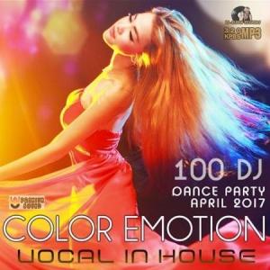 VA - Color Emotion Vocal In House