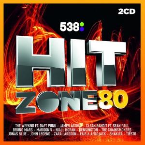 VA - Radio 538: Hitzone 80 (2CD)