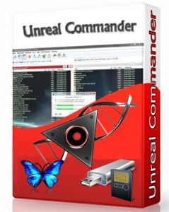 Unreal Commander 3.57 Build 1486 + Portable + GraphXPackv [Multi/Ru]