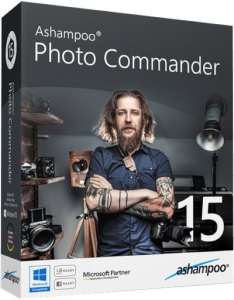 Ashampoo Photo Commander 16.3.2 RePack (& Portable) by TryRooM [Multi/Ru]
