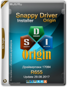 Snappy Driver Installer Origin R706 / Драйверпаки 19104 [Multi/Ru]