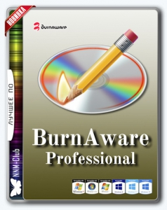 BurnAware Professional 12.8 RePack (& Portable) by KpoJIuK [Multi/Ru]