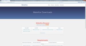 Waterfox 56.2.12 Portable by Cento8 [Ru/En]