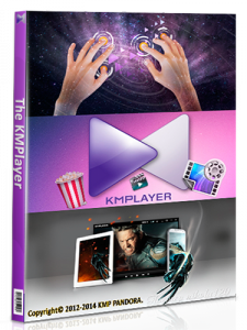 The KMPlayer 4.2.2.34 repack by cuta (build 1) [Multi/Ru]