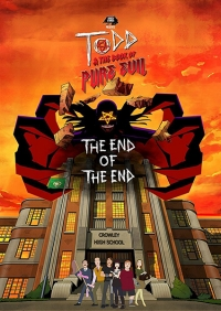 Тодд и Книга Чистого Зла: Конец Конца