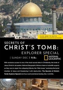 NG: Секреты гробницы Христа: специальный репортаж