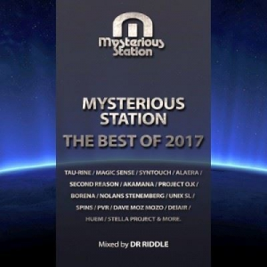 VA - Mysterious Station The Best Of 2017 (Mixed by Dr Riddle)