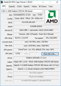 GPU Caps Viewer 1.43.1.0 Portable [En]