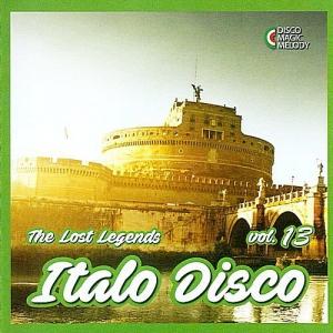 VA - Italo Disco: The Lost Legends Vol.13