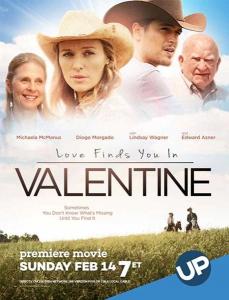 Любовь найдёт тебя в Валентайне