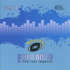 VA - Euro Disco: The Lost Legends Vol. 14