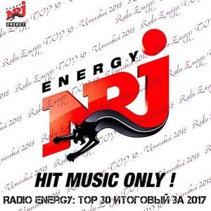 VA - Radio NRJ: TOP 30 - Итоговый за 2017