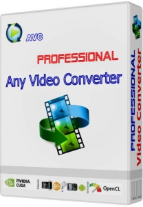 Any Video Converter Professional 6.3.5 RePack (& Portable) by TryRooM [Multi/Ru]
