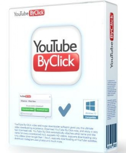 YouTube By Click Premium 2.2.115 RePack (& Portable) by TryRooM [Multi/Ru]