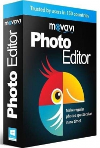 Movavi Photo Editor 6.6.0 RePack (& Portable) by TryRooM [Multi/Ru]