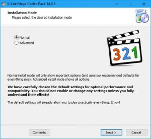 K-Lite Codec Pack 15.8.0 Mega/Full/Standard/Basic + Update [En]