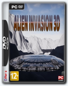 Alien Invasion 3d