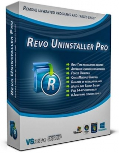 Revo Uninstaller Pro 4.4.2 RePack (& Portable) by TryRooM [Multi/Ru]