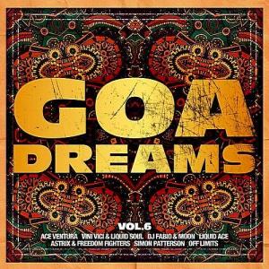 VA - Goa Dreams Vol.6